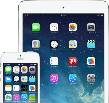 iOS 7 Direct links