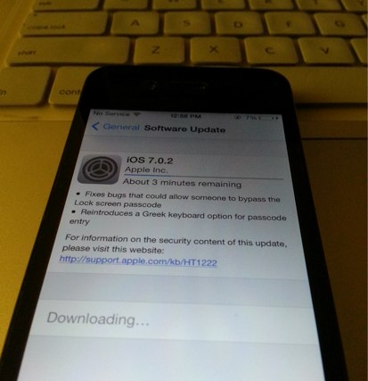 Should I Upgrade to iOS 7.0.2? What's New in It?