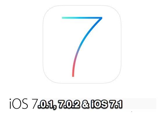 iOS 7.1 and iOS 7.0.1 Already Under Testing
