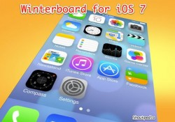 Winterboard 0.9.3912 for iOS 7 Released for iPhone, iPad and iPod Touch