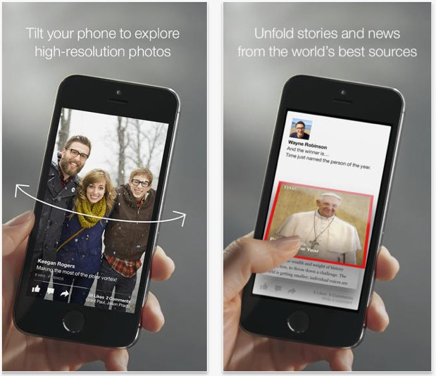 Paper – stories from Facebook on the App Store on iTunes-2