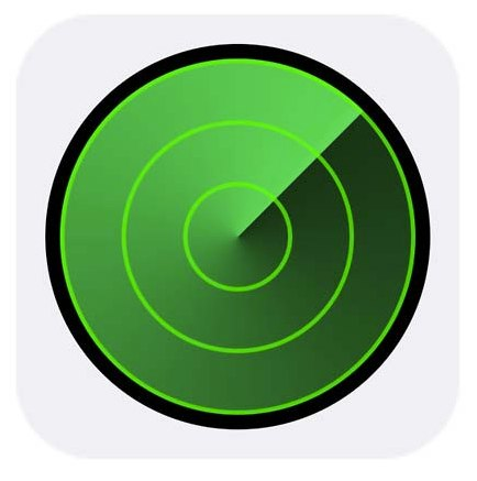 how to disable find my iphone in iOS 7