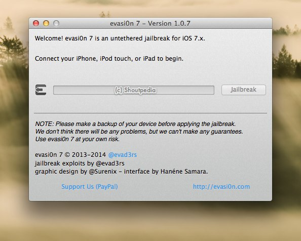 Facing Issue If Cydia is Not Getting New / Updated Packages, Re-jailbreak with Evasi0n7 1.0.7