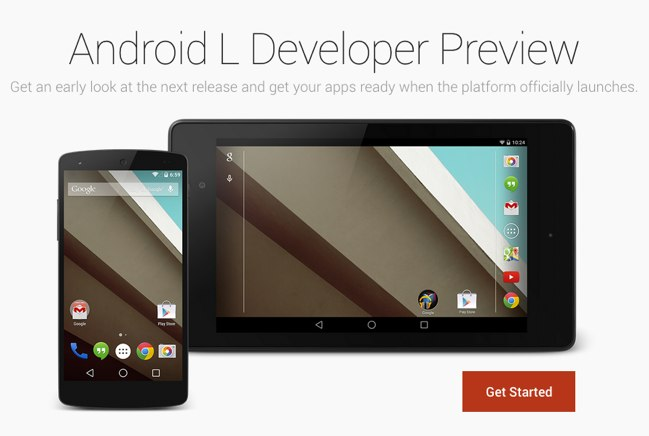 Android L Developer Preview | Android Developers