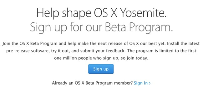 You Can Upgrade Mavericks to OS X Yosemite 10.10 Free Using These Simple Steps
