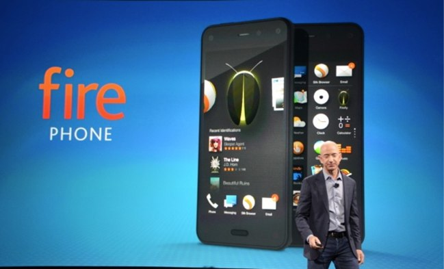 Amazon Officially Announces New Fire Phone