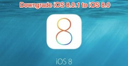 How To Solve No Service and Touch ID Issues After Installing iOS 8.0.1