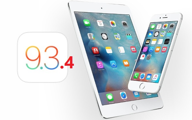 iOS 9.3.4 download links direct