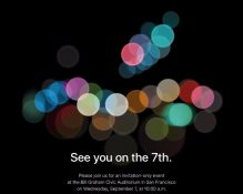 September 7th: iPhone 7 Event Time Table and Streaming Options
