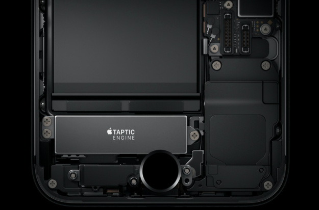 Home Button withe Taptic Engine
