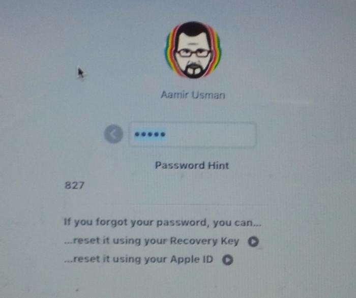 bypass macOS password screen