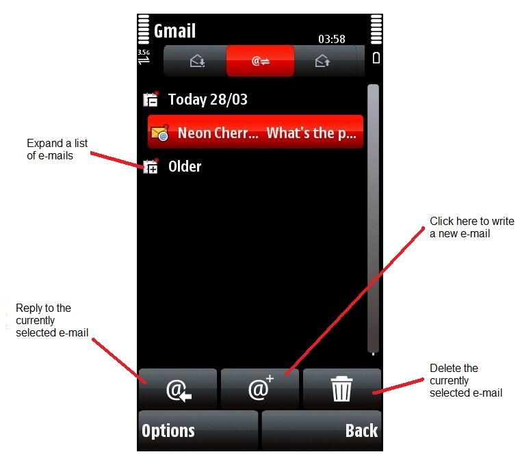 How to Set up Email on Nokia 5800 XpressMusic