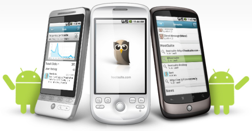 hootsuite for android phones