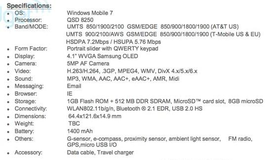 dell lightning specifications