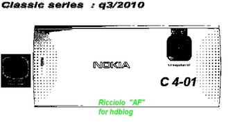 New Touch Nokia C4 Gets FCC approval: Complete Specs Here