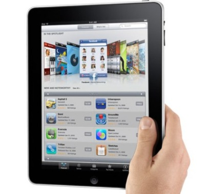 Some Tips and Tricks for iPad