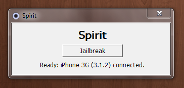 Spirit-jailbreak