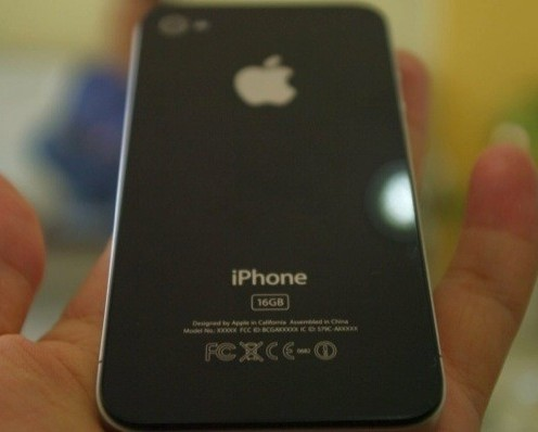 iPhone 4G / HD / N90 Spotted  and Unscrewed in Vietnam