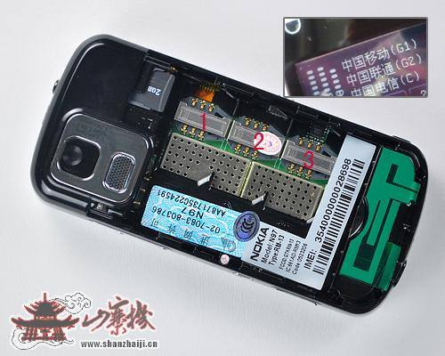 Nokia N97 Mini Clone: The First Clone that will Support 3 SIM Cards
