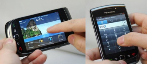 More High Quality Pictures of Blackberry Bold 9800 Spotted in China