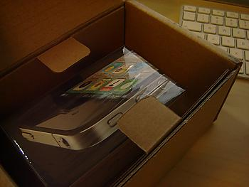 iphone 4 unboxing
