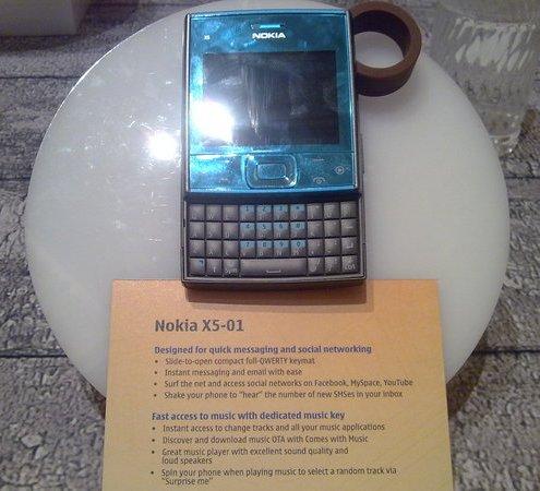 Nokia-X5-specifications-price
