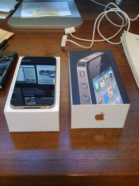 real iphone 4
