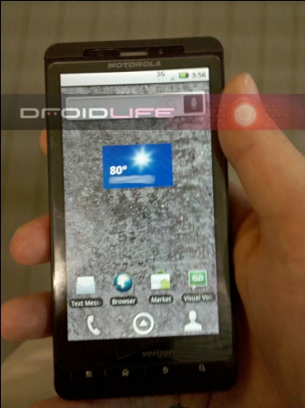Another Leakage: Be Prepared for Motorola Droid Extreme