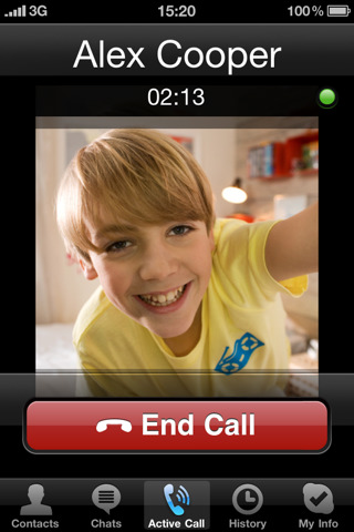 Download Skype for iPhone 4 – Now Supports iOS 4 Multitasking