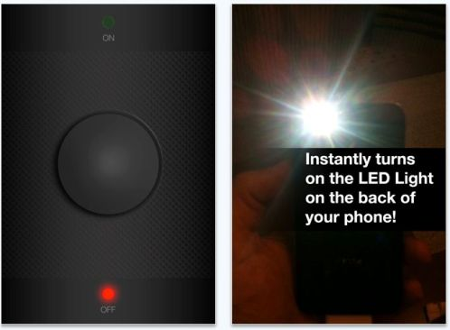 flashlight for iphone 4