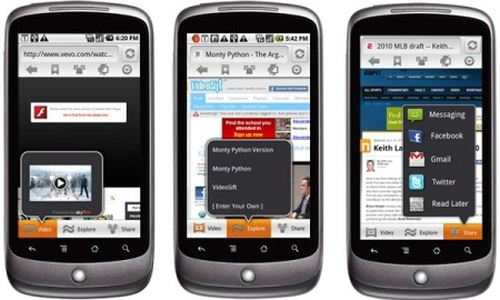 Skyfire 2.2 Browser is Now Available in Android Market