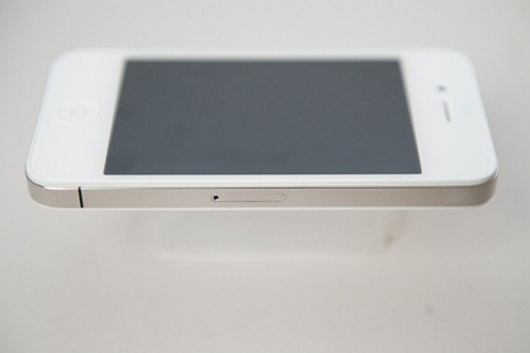 high quality iphone 4 white