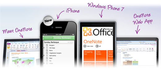 Download OneNote, the First Official Microsoft Office App for iPhone
