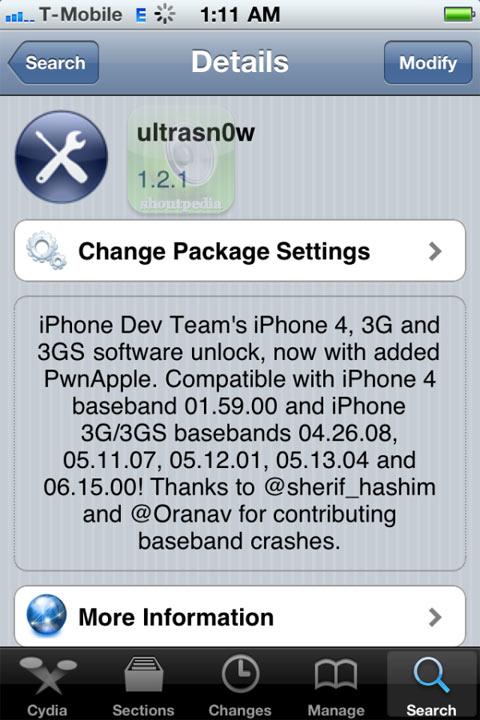 ultrasnow 4.3.1