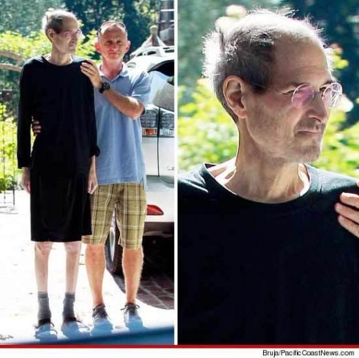 Steve Jobs seriously ill