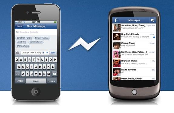 facebook-messenge