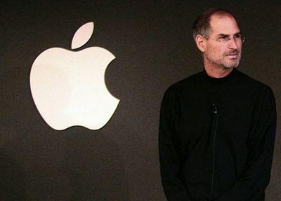 Steve jobs retires