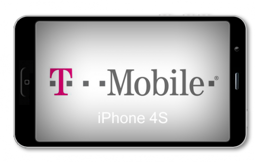 T mobile iPhone 4S
