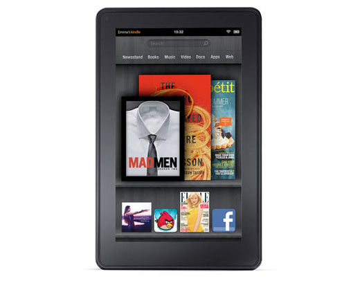 Kindle Fire Tablet-Image