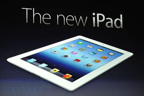 Apple Announces iPad 3 [iPad 3 Specification, Features and Price]