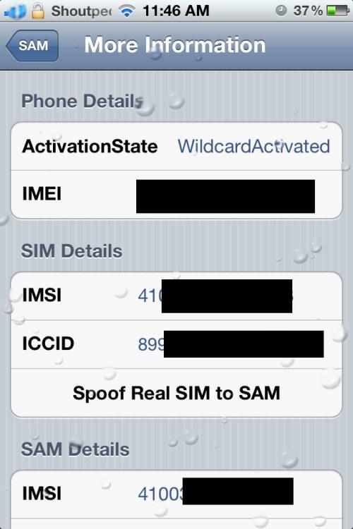 Unlock Any iPhone on iOS 5.1, 5.0.1, 5.0 Using SAM Including Baseband 04.11.08