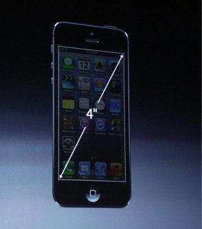 iPhone 5 taller 1