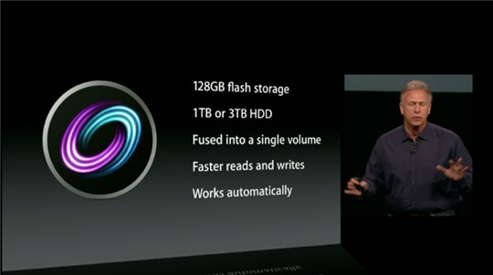 Fusion Drive Support for Older Macs Present in Mac OS X Mountain Lion Without Needing Hardware