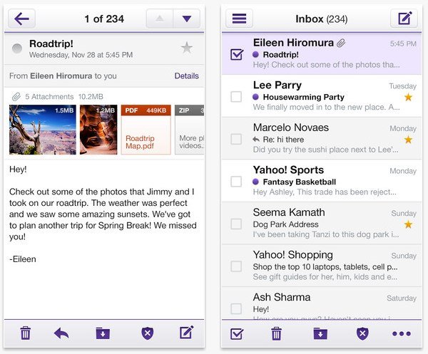 download yahoo mail
