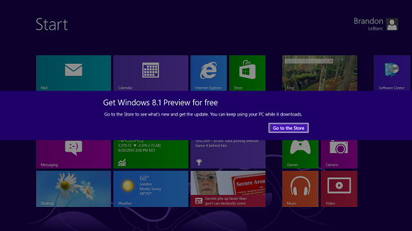setup windows 8.1