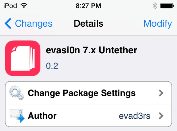 evasi0n-7.x-untether-update