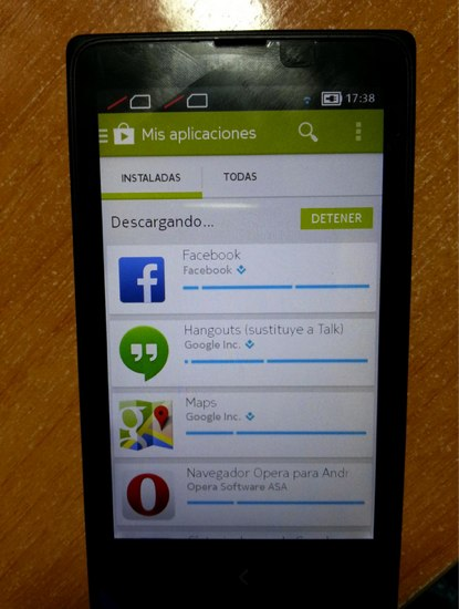 Nokia X rooted