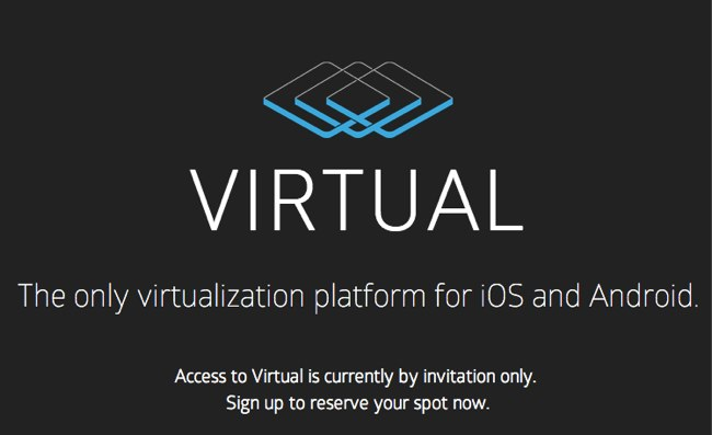 Virtual - Mobile Virtualization