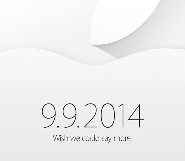 iPhone 6 Live Event on September 9, Live Streaming and Time