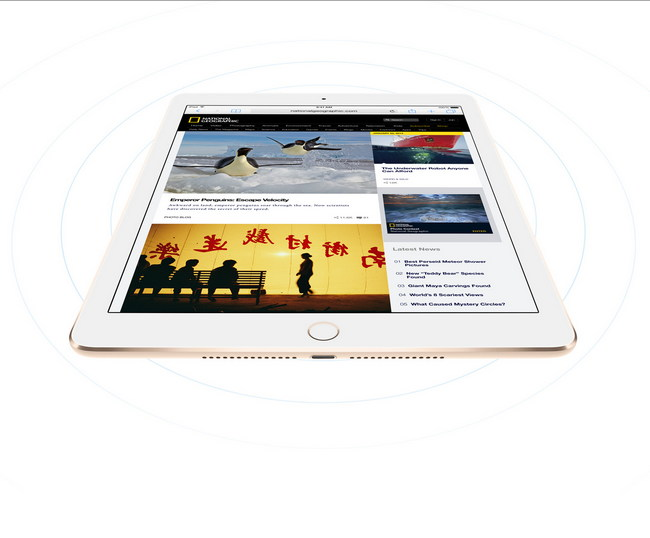 WiFi in iPad Air 2